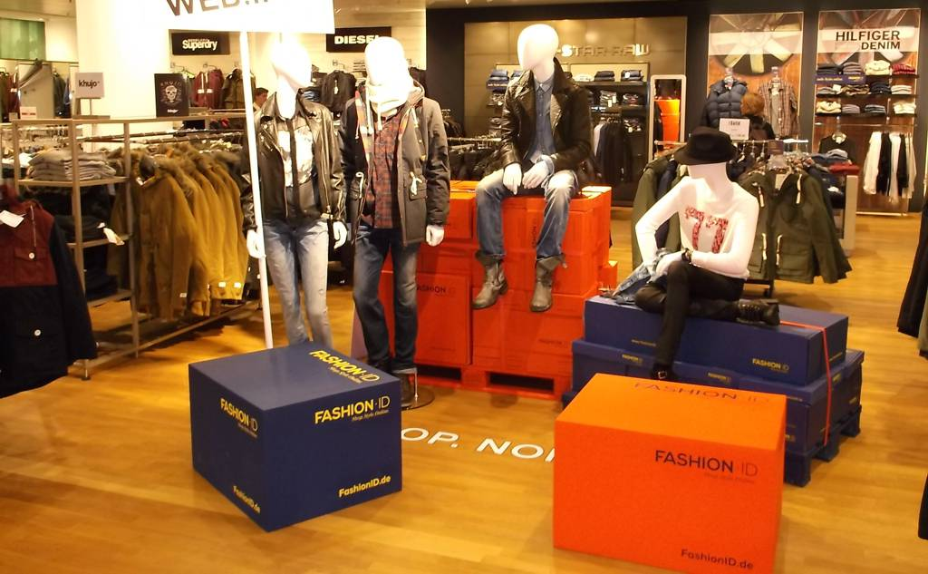 Sitzwürfel - Peek & Cloppenburg fashionID in Essen
