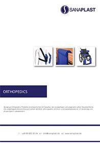 Orthopedics Broschüre