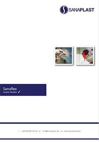 Sanaflex Produktbroschüre